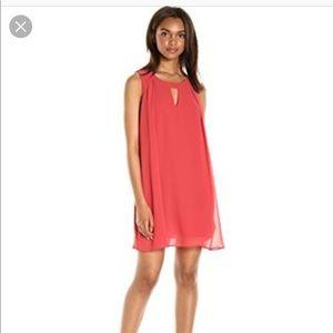 Bcbgeneration dress size XXS brick pink/red dress